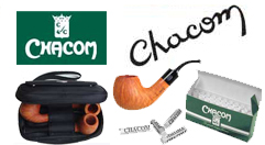 CHACOm pipe